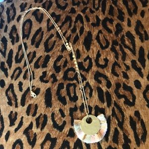 Anthropologie Pendant Necklace